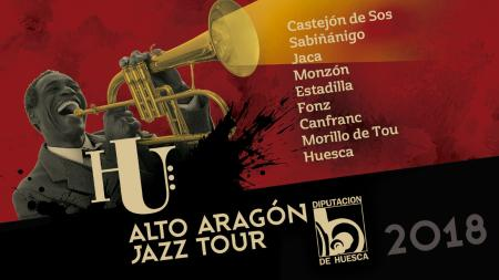 Alto Aragón Jazz Tour